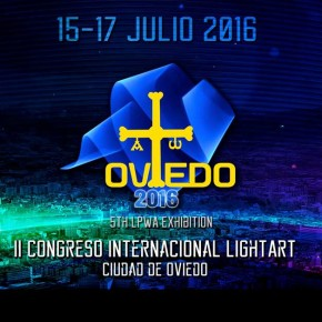 Lightpainting Congreso Light Art Oviedo 2016 01 | Maglite Iberia