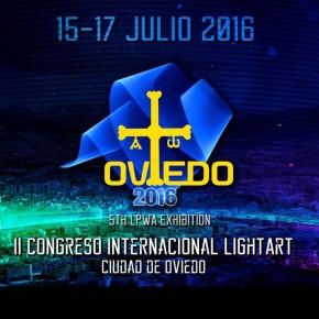 Lightpainting Congreso Light Art Oviedo 2016 01   Maglite Iberia